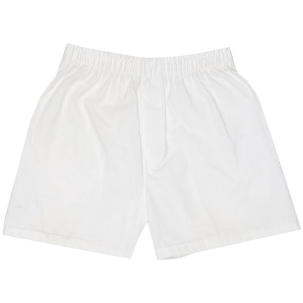 Boxercraft Men's Woven Cotton Boxer Sleep Shorts