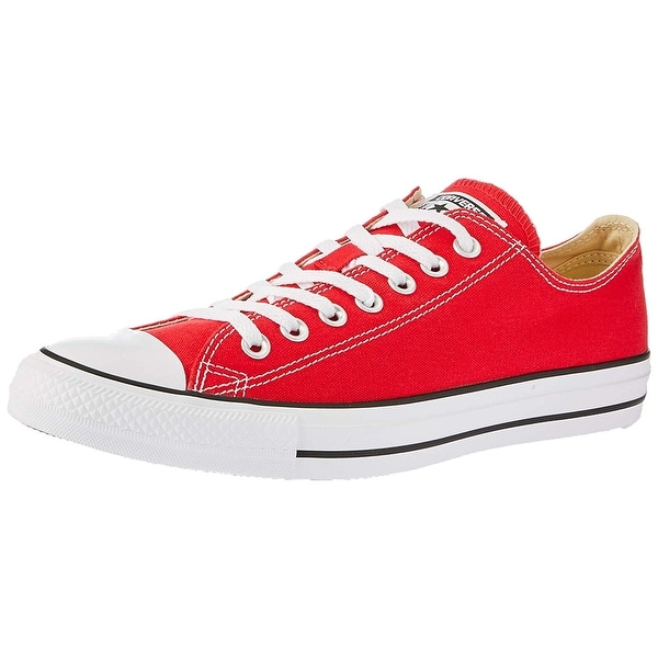 Converse Maroon All Star Ox Womens Low Top Trainers