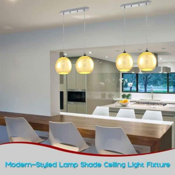 Pendant Light Dual Hanging Lamp Ceiling Fixture