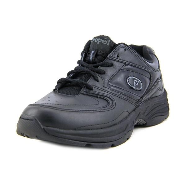 Propet Eden Women Black Walking Shoes