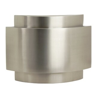 """Craftmade CH1901 Contemporary 7.25"""" Wide Stainless Steel Door Chime - Stainless Steel - N/A"""
