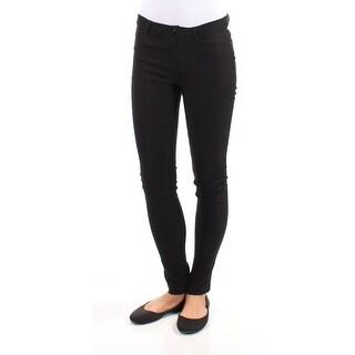 JOE & ELLE Womens New 1435 Black Skinny Casual Jeans 9 Juniors B+B