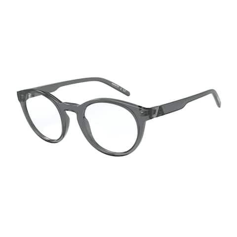 Arnette AN7182 2703 49 Shiny Grey Man Phantos Eyeglasses