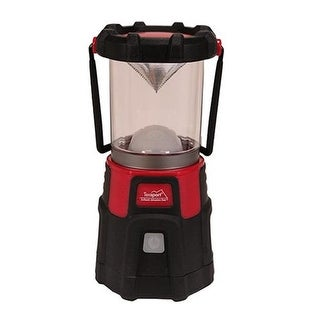 Tex Sport 15912 Rechargeable Multi Function Lantern, Red & Black