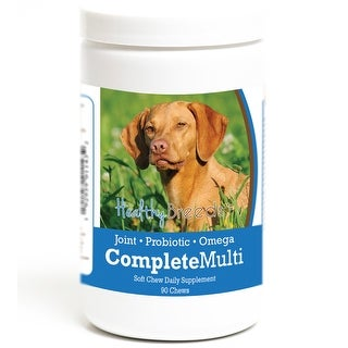 Healthy Breeds Vizsla Complete Multivitamin