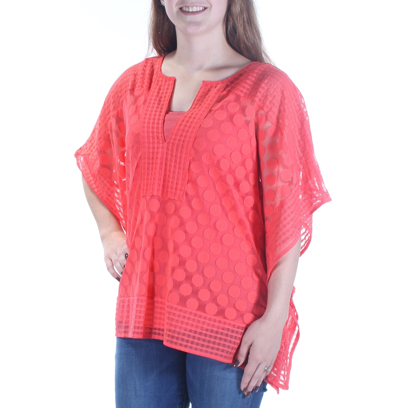 b752a8a5812 Pink Alfani Tops | Find Great Women's Clothing Deals Shopping at Overstock