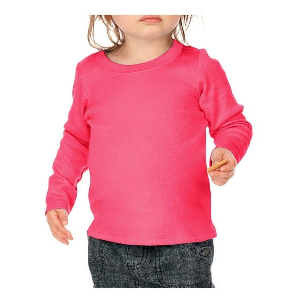 Kavio! Unisex Infants Baby Doll Long Sleeve Top
