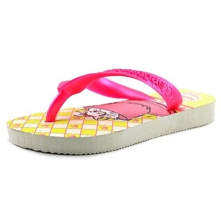 Havaianas Kids Top Marie Open Toe Synthetic Flip Flop Sandal