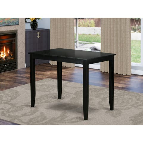 Porch & Den Watts Counter Height Rectangular Table