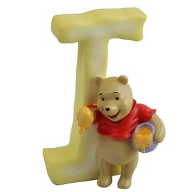 Disney Pooh & Friends Magnetic Alphabet Letter, I