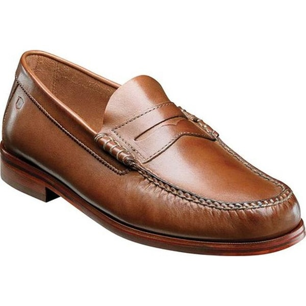 c9afdbf96a5 Shop Florsheim Men s Heads Up Penny Loafer Cognac Smooth Leather ...