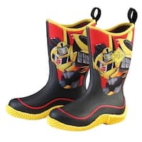 Muck Boots Bumble Bee Youths Hale Hasbro Outdoor Sport Boot - Size 1