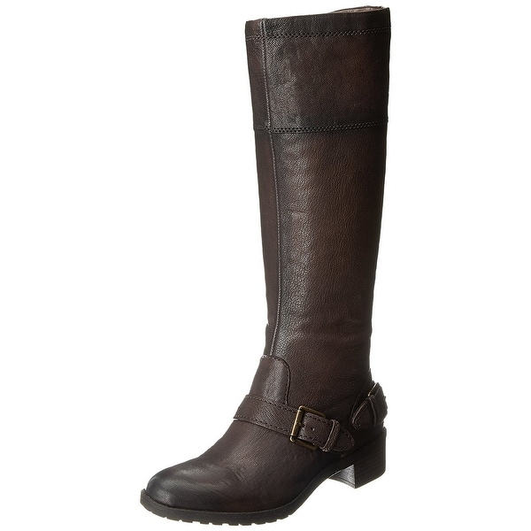Naturalizer Womens Macnair Closed Toe Knee High Fashion Boots