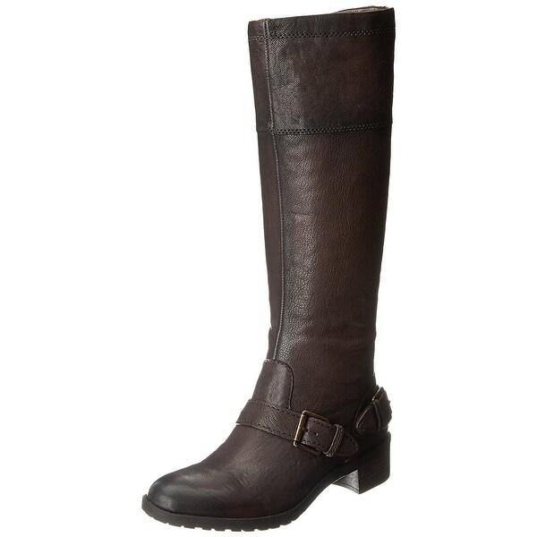 Naturalizer Womens Macnair Closed Toe Knee High Fashion Boots