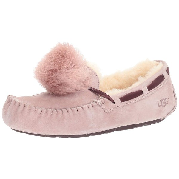 65c96f6d55e Shop UGG Women's Dakota Pom Pom Moccasin - Free Shipping Today ...