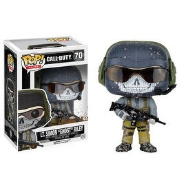 Funko POP Call Of Duty Riley Vinyl Figure