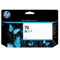 HP 70 130-ml Cyan DesignJet Ink Cartridge (C9452A) (Single Pack)