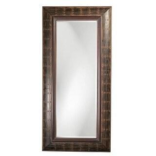 """Howard Elliott 33017 Pamela 84"""" x 40"""" Oversized Leaner Mirror"""