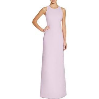 Elizabeth and James Womens Lil Freya Evening Dress Stretch Cut-Out