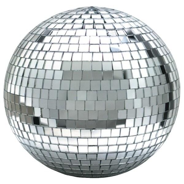 "Eliminator Lighting Em8 Mirror Ball (8"" Em-8)"