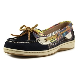 Sperry Top Sider Angelfish Moc Toe Synthetic Boat Shoe