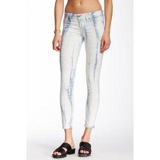 Fidelity NEW Women's Size 28X29 Printed Capri Slim Skinny Jeans