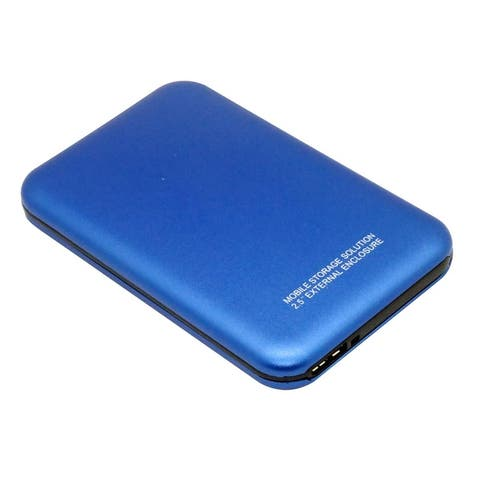 2.5 Inch External Hard Drives Case (Case Only)