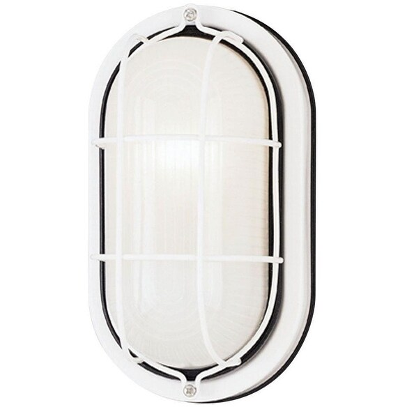 Westinghouse 67835 Exterior Wall Fixture, White