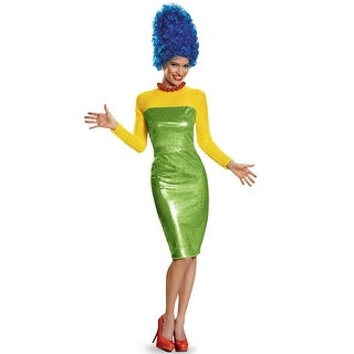 Disguise Marge Deluxe Adult Costume - Green