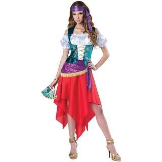 InCharacter Mystical Gypsy Adult Costume - Multi