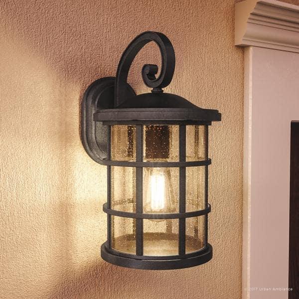 Luxury Craftsman Outdoor Wall Light