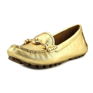 Coach Arlene Women  Moc Toe Leather  Loafer