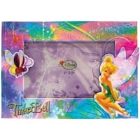 "Disney 4"" x 6"" Picture Frame: ""Tinker Bell"" - Multi"