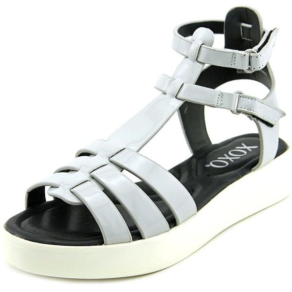 XOXO Lennie Women Grey Sandals