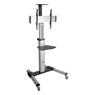 """Tripp Lite Mobile Tv Monitor Flat-Panel Floor Stand Cart Height-Adjustable Lcd 32-70"""" Display (Dmcs3270xp)"""