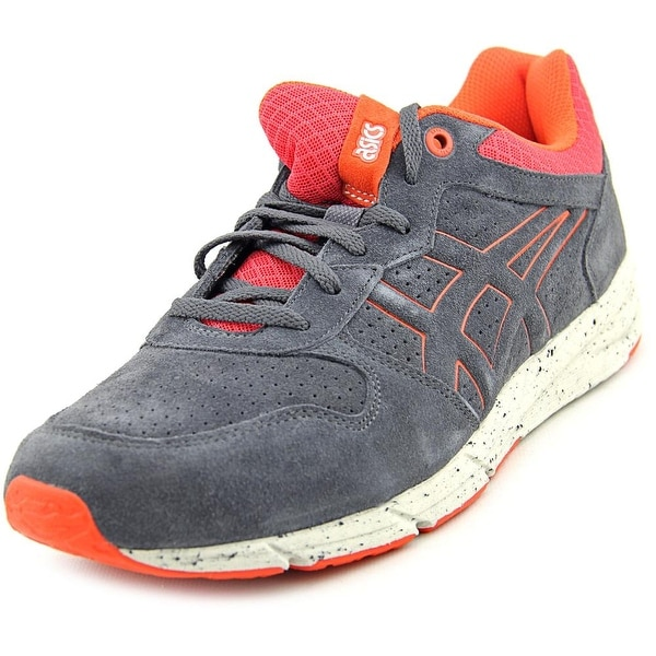 Asics Shaw Runner Men Round Toe Suede Sneakers