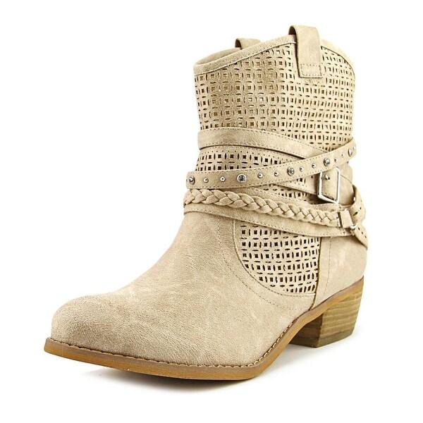 Not Rated Vanoor Women Beige Boots