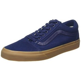 Vans Old Skool mens skateboarding-Shoes VN-A31Z9L0E_13 - Eclipse/light Gum