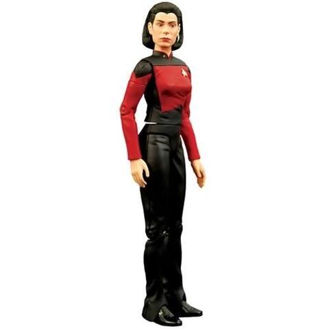 Star Trek Tng Ensign Bajoran Ro Laren Figure - multi