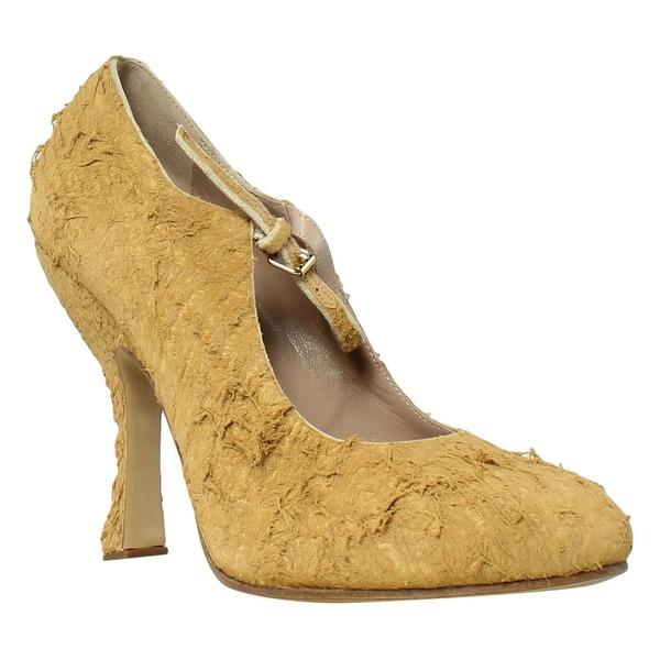 Shop Vivienne Westwood Womens Maryjane Brown Mary Jane - Heels Size 6 - - Jane 22899709 63f839
