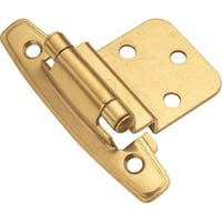 Hickory Hardware P295 Surface Mount Self-Closing Cabinet Hinge