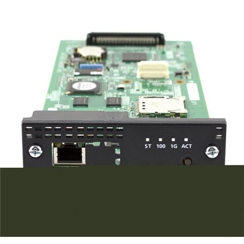NEC NEC-BE116496 CPU Card - Ports of InMail