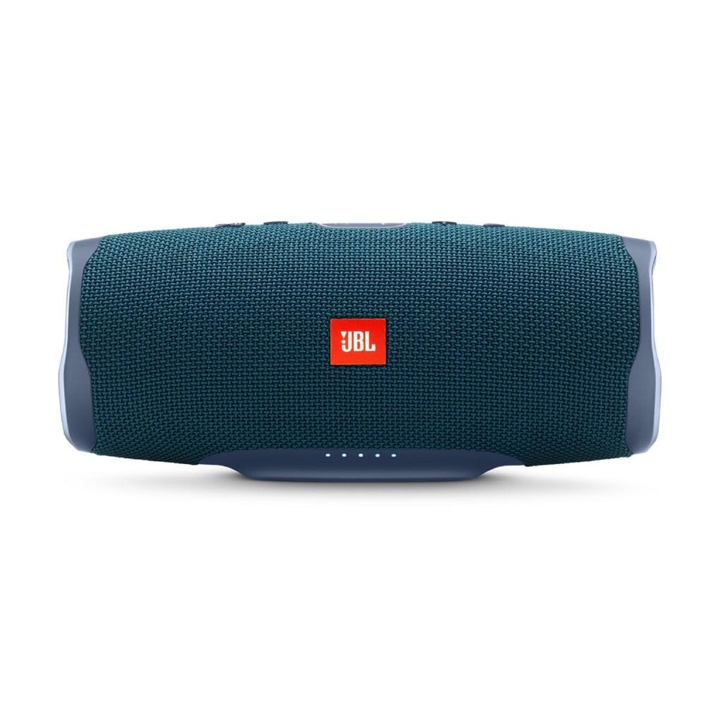 JBL Charge 4 Portable Bluetooth Speaker (Blue) (Blue)