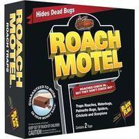 Spectrum Brands H&G 2Pk Roach Motel Trap HG-11020 Unit: EACH