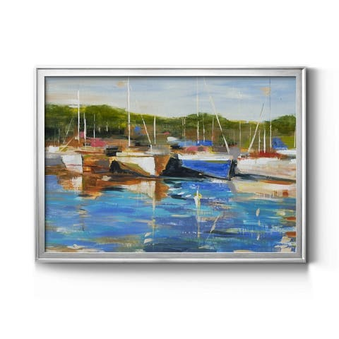 Safe Harbor- Premium Gallery Wrapped Canvas - Ready to Hang