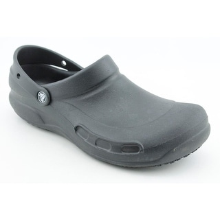 Crocs Bistro   Round Toe Synthetic  Clogs