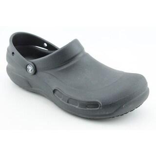 Crocs Bistro Men Black Clog Mules