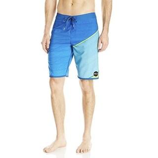O'Neill Men's Hyperfreak 34 Royal Boardshort Swim Trunks