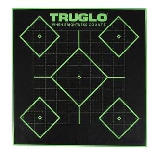 Truglo tg14a12 truglo tg14a12 target 5-diamond 12x12 12pk