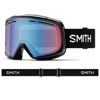 Smith Optics 2017/18 Range Goggle - Black Frame, Blue Sensor Mirror Lens
